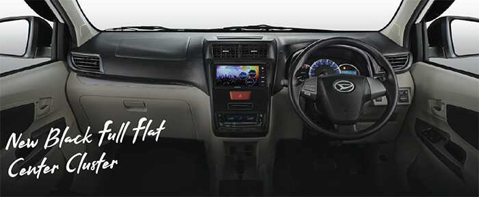 Dashboard Grand New Xenia 2021